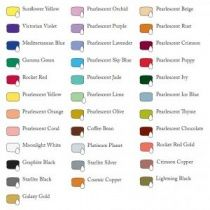 Craft Tips  Colour Chart Ink Color And Chart