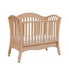 Detská postieľka Scarlett Valencie (buk) - Prírodná Valencia, Cribs, Bed, Furniture, Home Decor, Cots, Decoration Home, Bassinet, Stream Bed