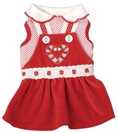 Bitsy & Minnie's Christmas Dress: Winter Wonderland Dress
