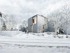 Vasilitsa House (Vasilitsa, GR) Yianna Bouyioukou Architects
