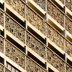 Abreu, Santos e Rocha Building, Maputo, Mozambique, 1955