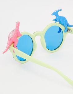 8857eba00ed5 Rainbow dinosaur sunglasses for when I want to fly under the radar.  Dinosaur Outfit