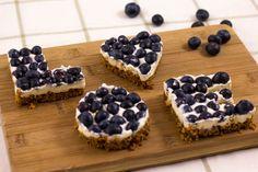 Valentijnsrecept: cheesecake met blauwe bessen | HelloFresh Blog