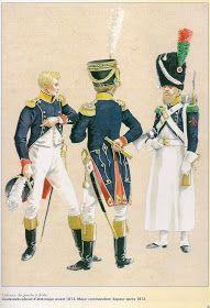 MINIATURAS MILITARES POR ALFONS CÀNOVAS: LOS VOLTIGEURS DE LA GARDE IMPERIALE- 1810-1815, por Michel PETARD