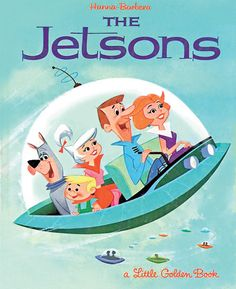 Retro Futurism - The Jetsons book