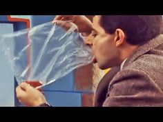 Quick Clip------Mr. Bean - The Leaky Goldfish---Mr. Bean tries to calm down the baby and enters competitions to win a price for his little friend. A small accident gets in the way though...