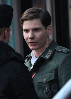 Daniel Bruhl - this Inglorious Basterd has now been nominated a 3rd time for Best Supporting Actor by the Broadcast Film Critics  for his portrayal of Niki Lauda in RUSH.   Thank you Quentin and Opie for bringing him to America...