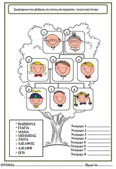 Family Tree Worksheet Printable Best Of Family Worksheet Free Esl Printable Worksheets Made by – Tate Publishing News Spanish Worksheets, Kindergarten Worksheets, Worksheets For Kids, Printable Worksheets, Rhyming Worksheet, Printable Templates, Spanish Lessons, Teaching Spanish, English Lessons