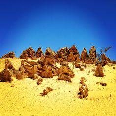 Pinnacles Western Australia