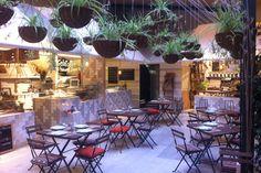 El Huerto de Lucas Madrid, comida sana, ecológica y raw.