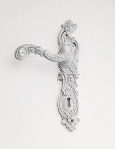 Find out all of the information about the Enrico Cassina product: door handle / brass / classic / gold finish LOUIS XV : MARIE Contact a supplier or the parent company directly to get a quote or to find out a price or your closest point of sale. Brass Door Handles, Door Knobs, White Armoire, Door Levers, Romantic Homes, White Doors, Classic Gold, Dream Decor, Baroque