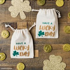 Have a Lucky Day Treat Bags