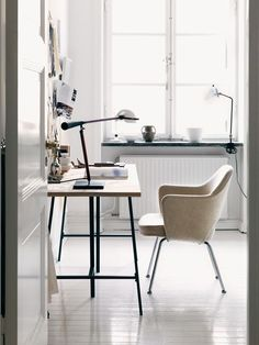Inspirerande arbetsrum (via Bloglovin.com )