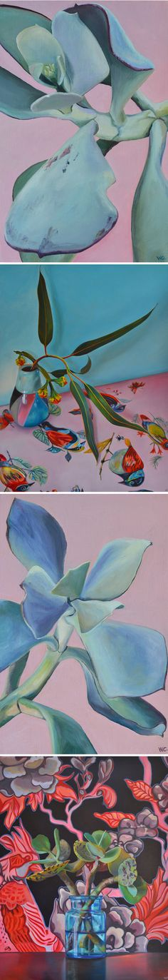 paintings by wanda comrie