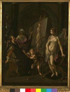 File:Jodocus van Winghe - Apelles maluje Kampaspe milenku Alexandra Velikeho.jpg