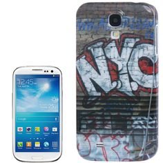 Back-Case Cover für Samsung Galaxy S4 / i9500 N.Y.C