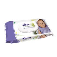 Voici le  Libero Wet Wipes - 64 lingettes que vous trouverez au meilleur prix sur www.senup.com.     https://www.senup.com/libero-wet-wipes-lingettes-pour-bebes-64-pieces-3206.html     La marque LIBERO vous propose des lingettes pour bébés  Vendu par paquet de 64 lingettes