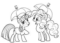 My Little Pony Boyama Sayfaları En Güzel Boyamalar Evimin Altın