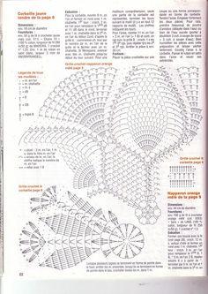 Captivating Crochet a Bodycon Dress Top Ideas. Dazzling Crochet a Bodycon Dress Top Ideas. Crochet Doily Diagram, Crochet Motifs, Crochet Chart, Thread Crochet, Filet Crochet, Crochet Tank Tops, Crochet Blouse, Crochet Bikini, Crochet Dollies