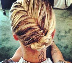 Hair Inspiration: 5 Summer Up-Dos