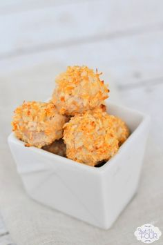 Paleo Balls of Fire - Perfect for Whole30 and beyond! (Pinned 1500+ times!)