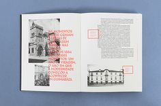 "Interactive printing Book ""O Vimaranense Errante"" by Atelier Martino&Jaña, via Behance"