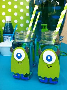 We Heart Parties: Party Information - Monsters University movie kick-off!