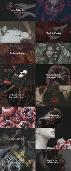 Greek Myths - Persephone Hera/ Athena/ Artemis/ Aphrodite/ Hestia/ Demeter/ Hecate/ Selene/ Eos/ Gaia/ Asteria Gods Series