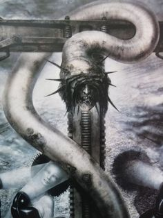 H.R. Giger's Necronomicon 1+2 - 1977/1988
