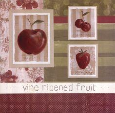 Vine Ripened Fruit