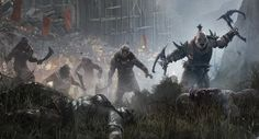 Shadow of Mordor'dan Yeni Bilgiler Geldi (Video)