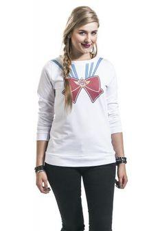 """Felpa donna """"Loop""""del brand #SailorMoon."""