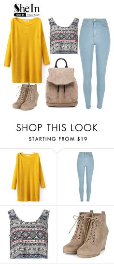 """Warm Up"" by puspatoetoe ❤ liked on Polyvore featuring River Island, Glamorous and rag & bone"