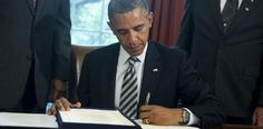 Obama To Sign into Law the Child Protection Act of 2012
