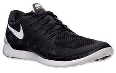 sports shoes 37ea5 44555 MEN S NIKE FREE 5.0 BLACK WHITE RUNNING SHOES 2014 SNEAKERS 642198 001 NIB   Nike