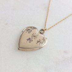Sterling Silver Gold Tone pink Tourmaline Baguette Diamant Boucle Pendentif en forme de cœur
