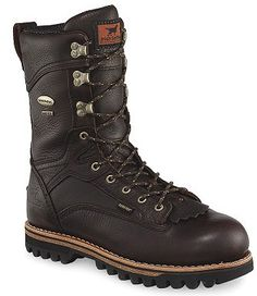 52e251831fa Irish Setter Brown Waterprf. 1000g Insul. Elk Tracker 12 Inch Men Boots 860  Hunting