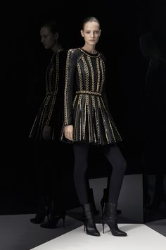 Balmain Pre-Collection Fall/Winter 2014-2015