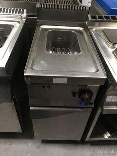 Nerezová fritéza GGG- gastro Stove, Kitchen Appliances, Diy Kitchen Appliances, Home Appliances, Range, Kitchen Gadgets, Hearth Pad, Kitchen, Kitchen Stove