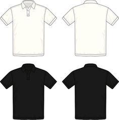 Resultado de imagen para camisa polo negra png