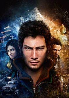 Wallpaper HD Far Cry 4 - Triunvirato de la Senda Dorada #FarCry4 #AjayGhale #SendaDorada