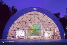 Eco-resort Glamping Dome