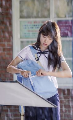 Park shin hye as yoo hye jung Korean Actresses, Korean Actors, Actors & Actresses, Asian Woman, Asian Girl, Doctors Korean Drama, Flower Boy Next Door, Kim Rae Won, Korean Best Friends