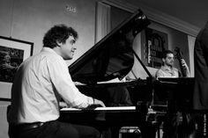 Spike Wilner trio + Jesse Davis, scatto di Michele Giotto