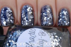 More Nail Polish: Lynnderella - 50 Shades of May-be
