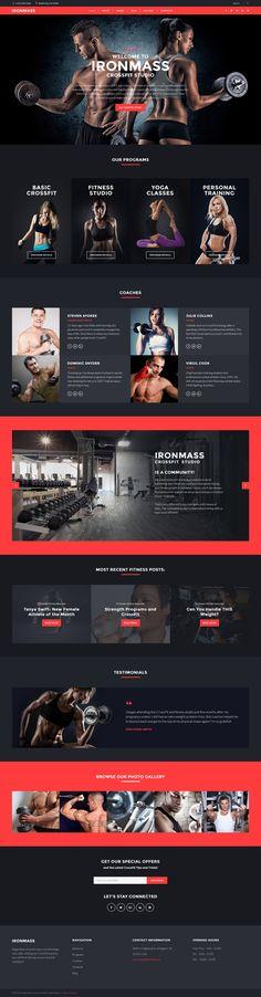 Fitness Responsive Joomla Template - http://www.templatemonster.com/joomla-templates/fitness-responsive-joomla-template-61198.html