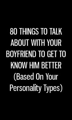 Astrology 2020 Explains About 80 THINGS TO TALK ABOUT WITH YOUR BOYFRIEND TO GET TO KNOW HIM BETTER (Based On Your Personality Types)    #zodiacdates   #zodiacsymbols   #zodiacstarsigns   #12zodiac   #Cancer   #Taurus Relationship Gifts, Perfect Relationship, New Relationships, Fun Questions To Ask, Deep Questions, Conversation Topics, Zodiac Dates, Zodiac Mind, Future Goals