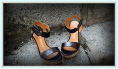 Sandalias de cuña Beston, un estilo elegante y vanguardista. #ModaMujer #RemateFinalRebajas