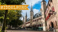 We travel to Middelburg, capitol of Zeeland in the Netherlands. Or Holland if you'd like ;) Visiting the Lange Jan (Long John!), the Zeeuws Museum, Restauran. Delta Works, Holland, Before We Go, Travel Videos, Second World, Beautiful Buildings, Rotterdam, Us Travel, The Locals
