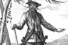 10 Treasures Lost In The Mists Of Time - Blackbeard's Treasure
